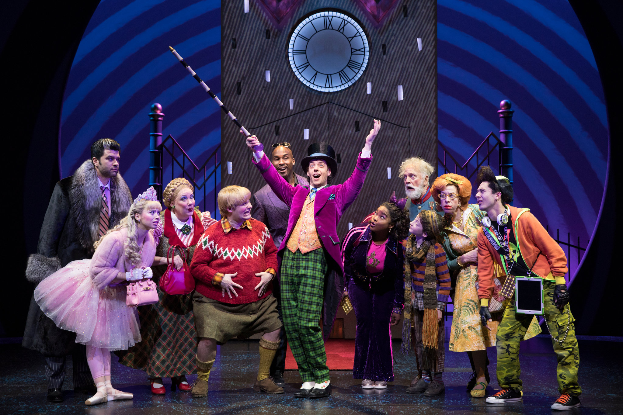 Charlie And The Chocolate Factory Jr Songs